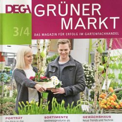 DEGA Grüner Markt Magazin April 2016