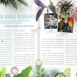 #urbanjunglebloggers press