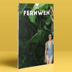 Urban Jungle Bloggers in The Fernweh Collective magazine summer 2016