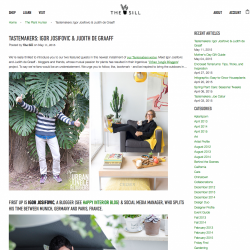 Tastemakers: Urban Jungle Bloggers on The Sill