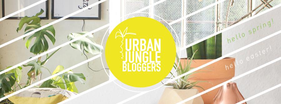 #urbanjunglebloggers spring easter