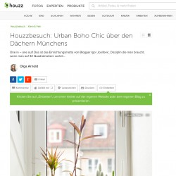 Urban Jungle Bloggers in HOUZZ