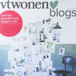 Urban Jungle Bloggers in vtwonen Blogazine 2015