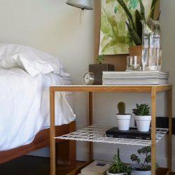 Urban Jungle Bloggers bedroom plants