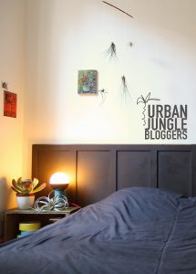 urbanjunglebloggers, green bedroom