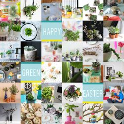 Urban Jungle Bloggers - Happy Green Easter