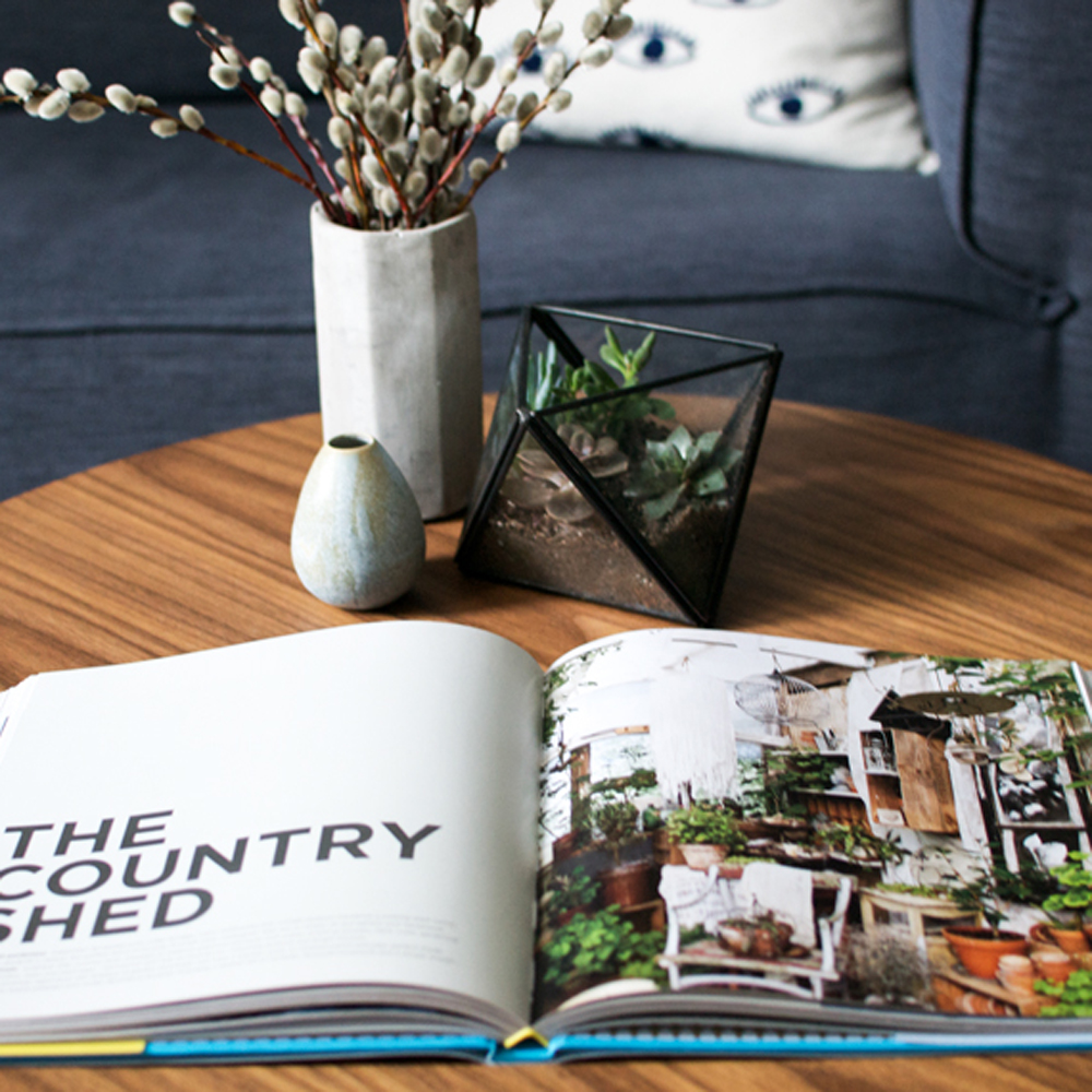 Urban Jungle Bloggers The Country Shed book