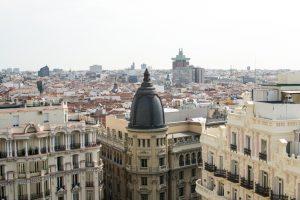 Praktik Metropol hotel Madrid Spain