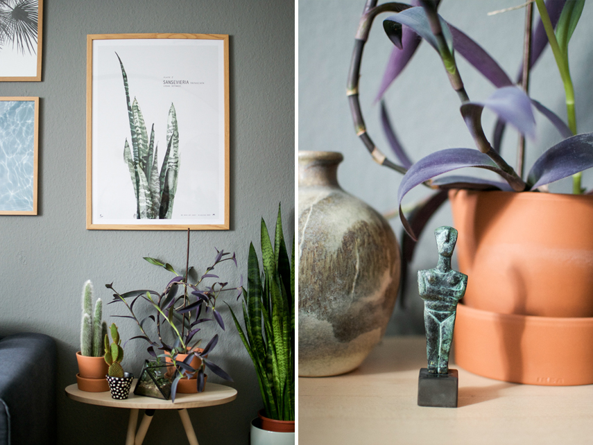 Plants & Art by Igor Josifovic for Urban Jungle Bloggers