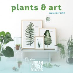 September 2015: Plants & Art