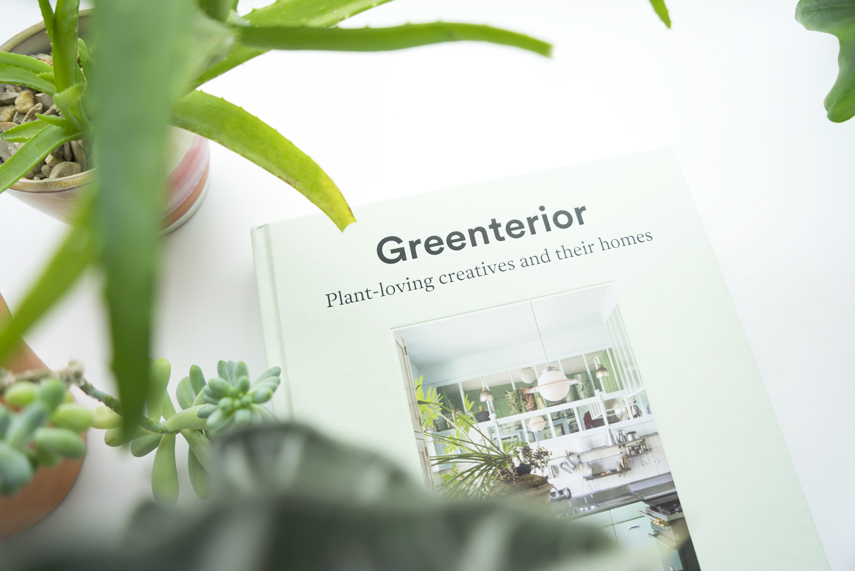 Greenterior book review by Urban Jungle Bloggers