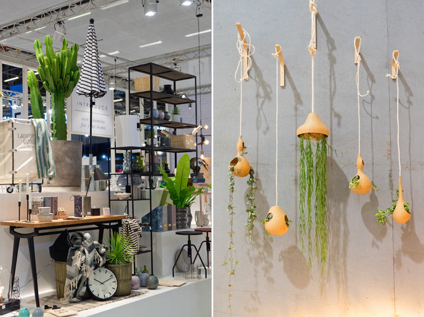 Plant trends from maison objet 2016 in paris for Decoration maison objet