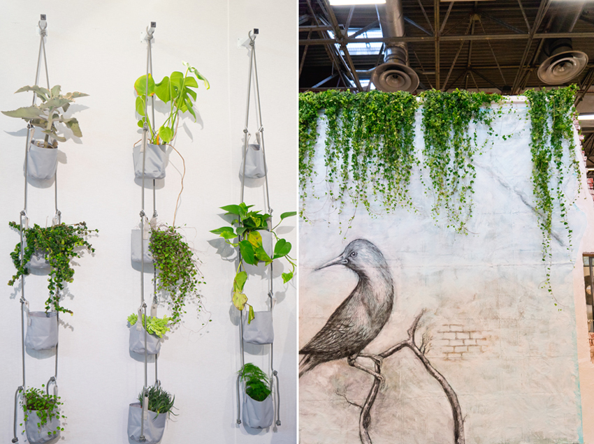 Trend Urban Jungle : Plant trends from maison objet in paris