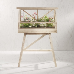 Design House Stockholm Greenhouse via Urban Jungle Bloggers