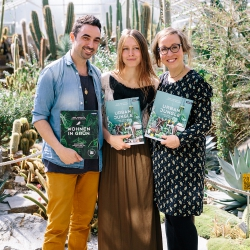 Urban Jungle book launch in Munich