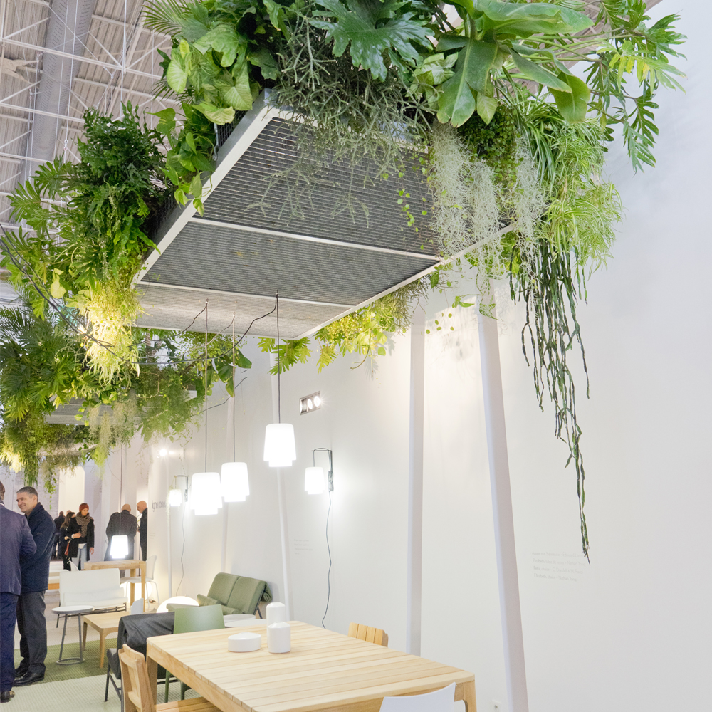 Plant trends from maison et objet 2017 in paris for Maison deco paris