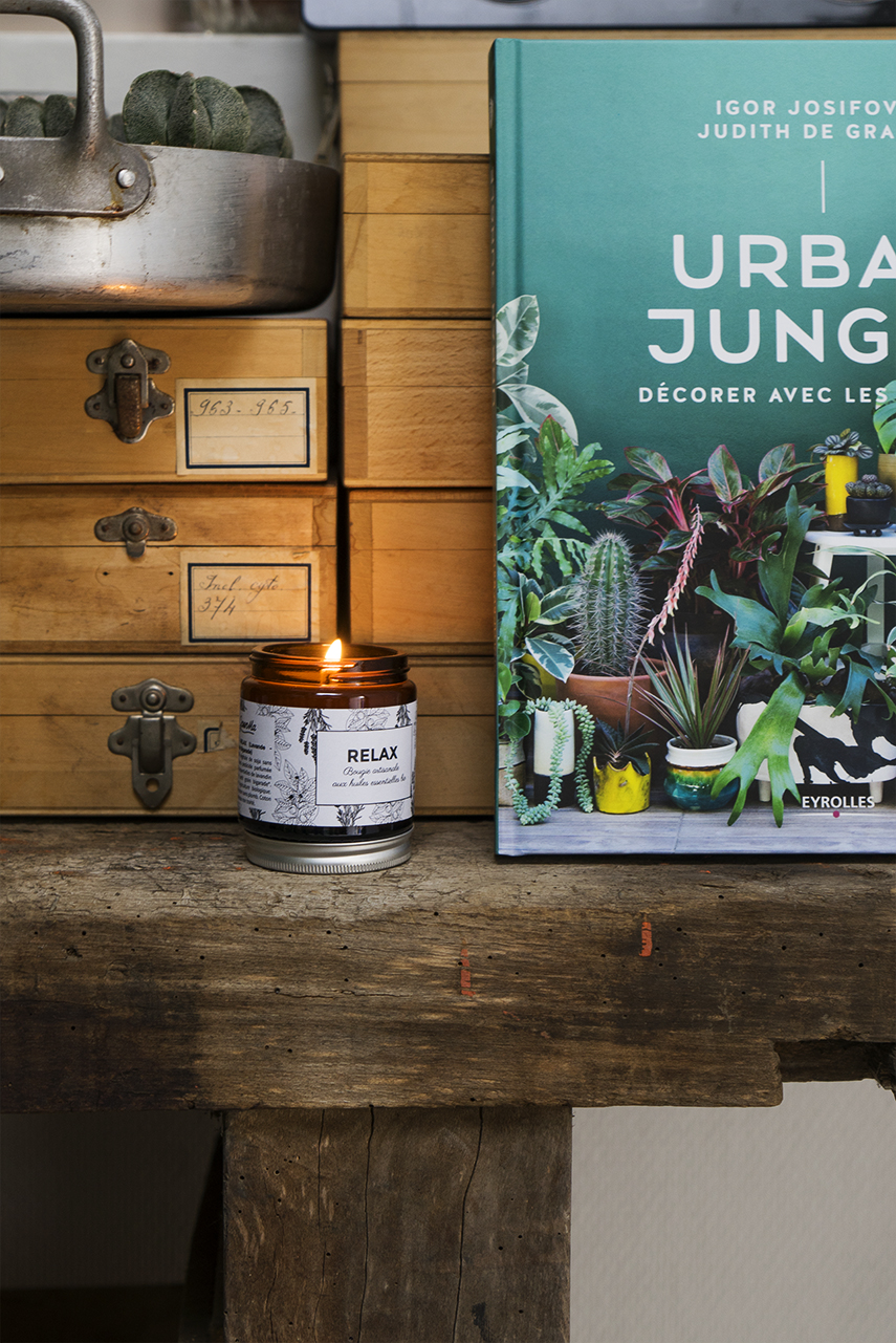 Urban Jungle Bloggers #urbanjunglebook in French booklaunch at Mama Petula in Paris