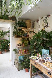 Urban Jungle Bloggers #urbanjunglebook in French booklaunch at Mama Petula in Paris