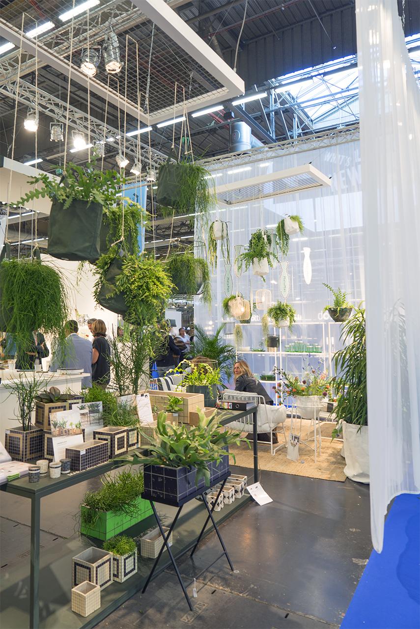 plant trends from maison et objet september 2017 in paris. Black Bedroom Furniture Sets. Home Design Ideas