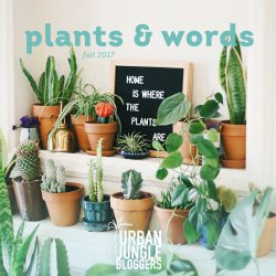 Fall 2017: Plants & Words