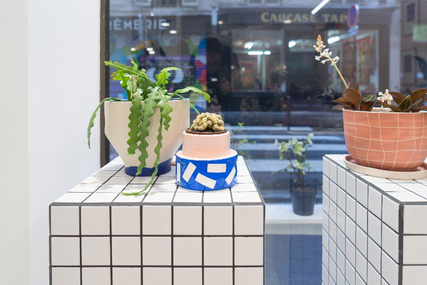 Urban Jungle Bloggers Leaf Plant Shop in Paris #urbanjunglebloggers #plantshop #paris