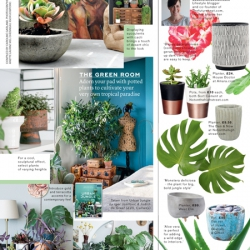 Urban Jungle Bloggers in Marie Claire UK
