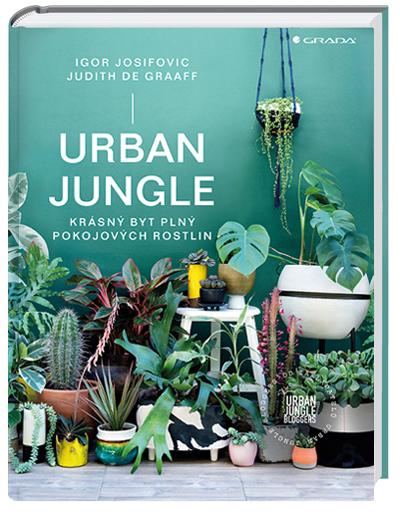Urban Jungle Book in Czech
