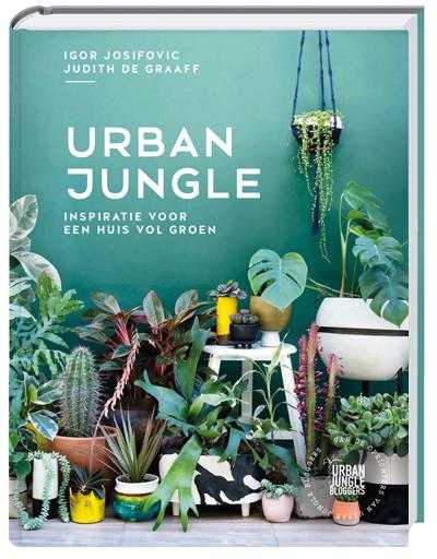 Urban Jungle in Nederlands via Fontaine