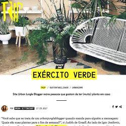 Urban Jungle Bloggers in Revista Trip