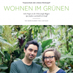 Urban Jungle Bloggers in Kaufland mag