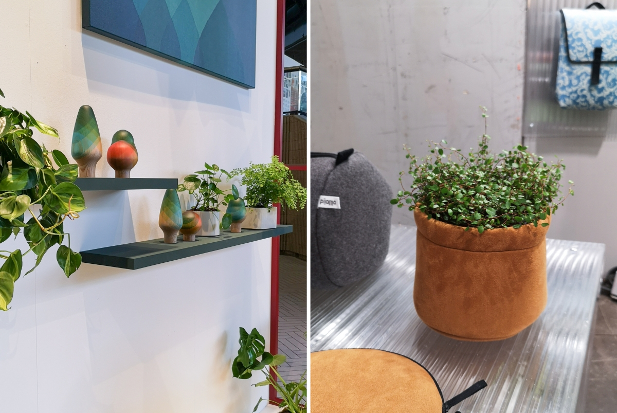 Urban Jungle Bloggers - Green Trends at Maison & Objet Paris september 2019