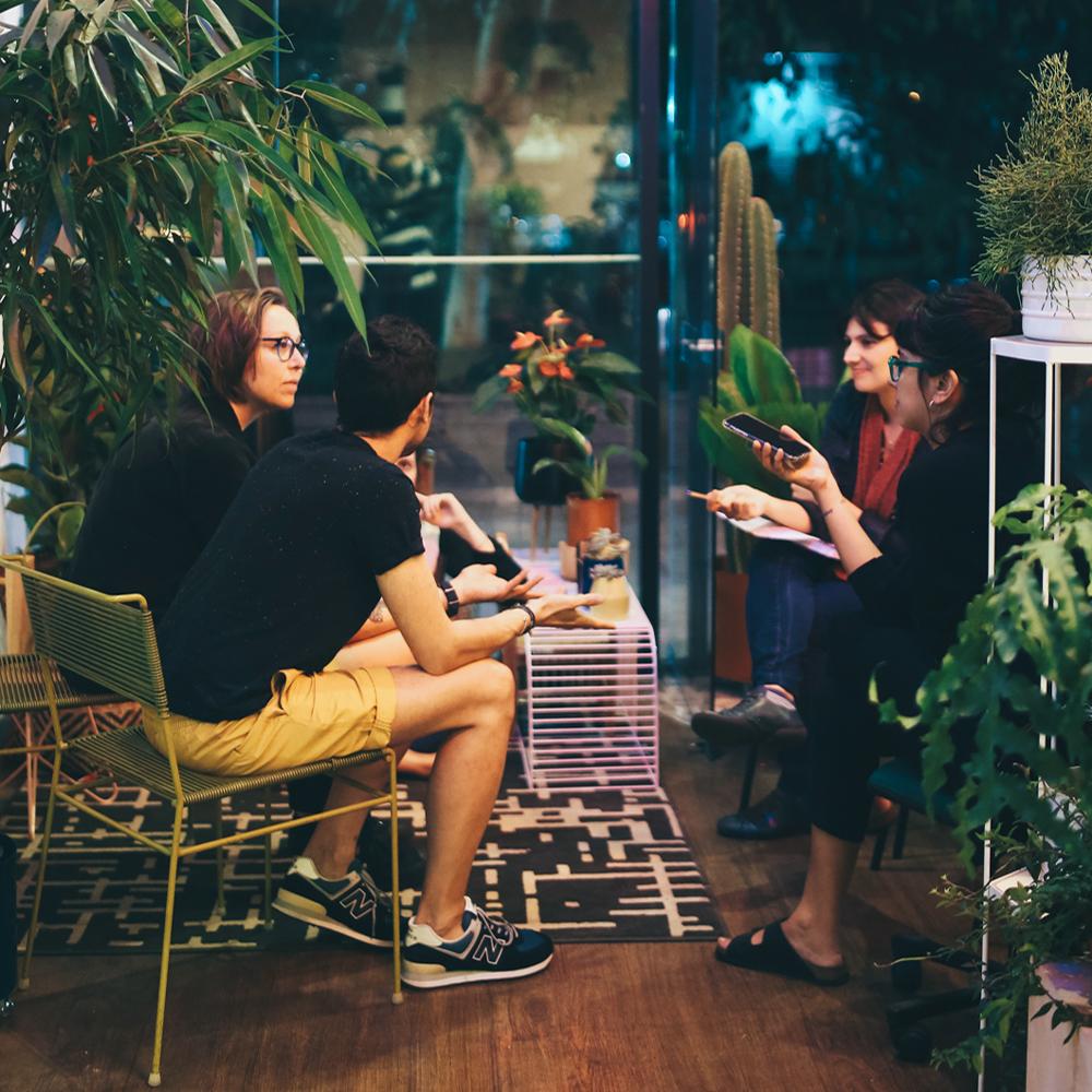 Work with Urban Jungle Bloggers - Igor Josifovic and Judith de Graaff