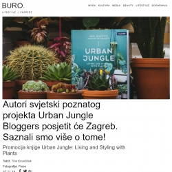 Urban Jungle Bloggers on Buro 247
