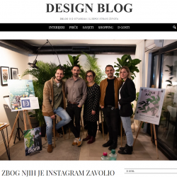 Urban Jungle Bloggers on Design Blog