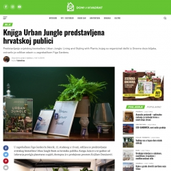 Urban Jungle Bloggers in Domna Kvadrat