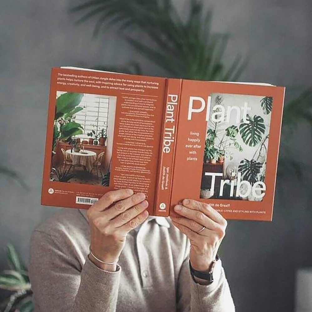 New Book: Plant Tribe – Living Happily Ever After with Plants