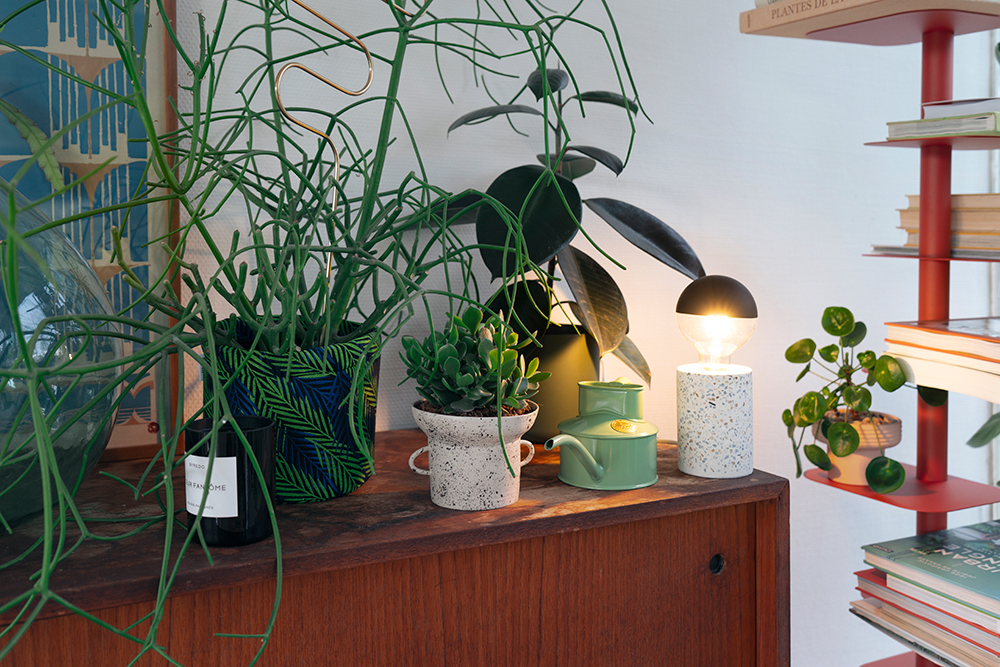 Urban Jungle Bloggers - Design Within Reach Story Planter and Story Shelves