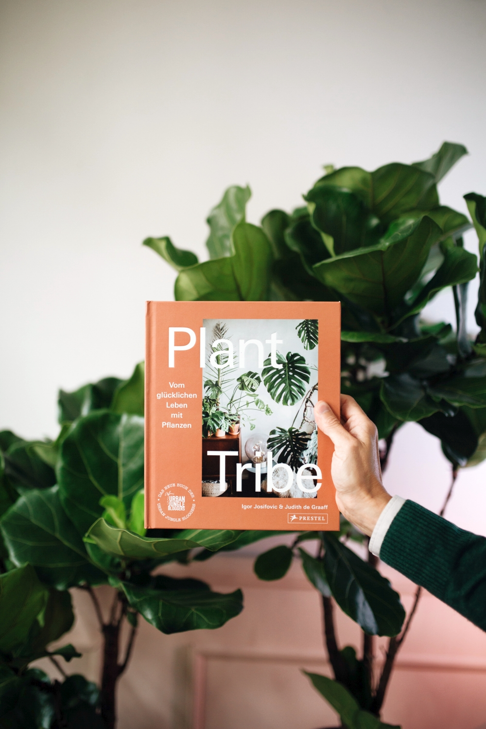Plant Tribe book launch event at Maison Palme in Berlin