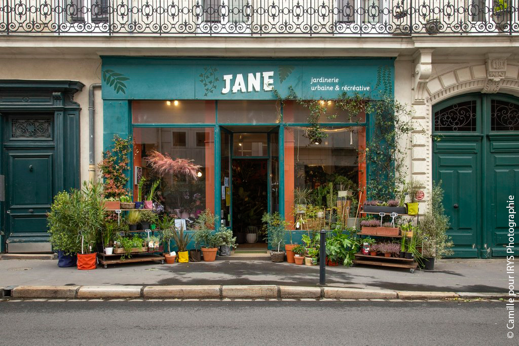 Urban Jungle Bloggers Plant Shopping at Jane Jardinerie Angers Nantes
